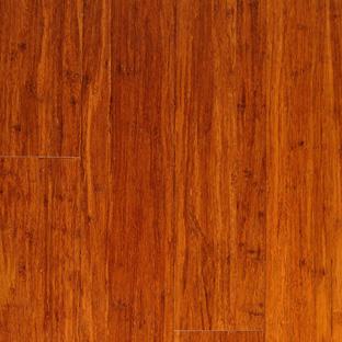Bamboo floor - Coffee