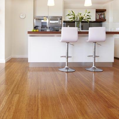 Bamboo floor - Sandy