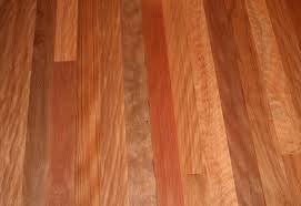 Select grade timber flooring